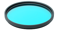 IR Cut - Contrast Filter (cut 650 to 1100nm) will eliminate unwanted Infrared background that is often captured along in the gel documentation/Imaging.